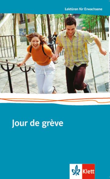 Cover Jour de grève 978-3-12-529372-4 Brigitte Colle Französisch