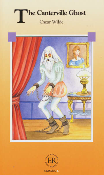 Cover The Canterville Ghost 978-3-12-534121-0 Oscar Wilde Englisch
