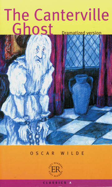 Cover The Canterville Ghost, dramatized version 978-3-12-534124-1 Oscar Wilde Englisch