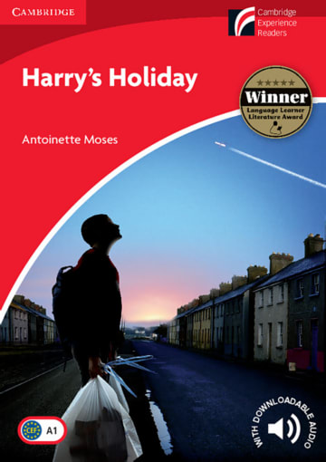 Cover Harry's Holiday 978-3-12-534675-8 Antoinette Moses Englisch