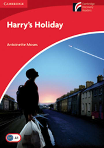 Cover Harry's Holiday 978-3-12-534676-5 Antoinette Moses Englisch