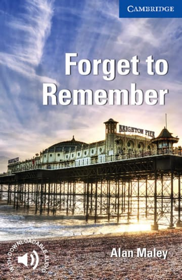Cover Forget to Remember 978-3-12-534695-6 Alan Maley Englisch