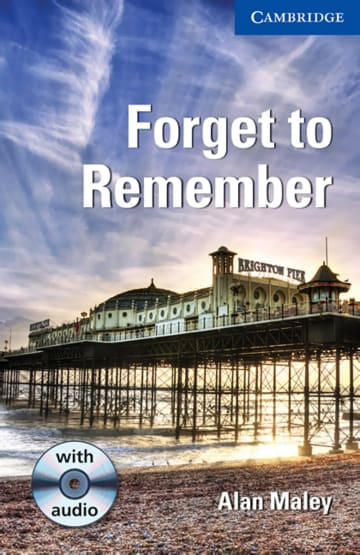 Cover Forget to Remember 978-3-12-534696-3 Alan Maley Englisch