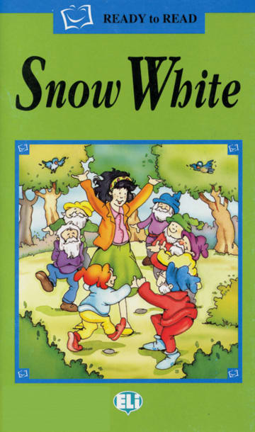 Cover Snow White 978-3-12-534822-6 Englisch
