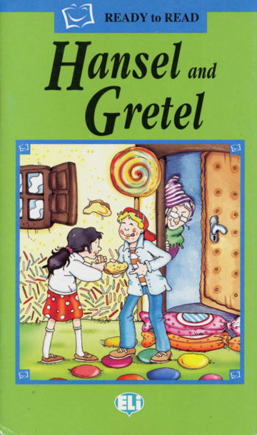 Cover Hansel and Gretel 978-3-12-534824-0 Englisch