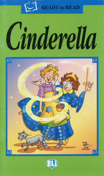 Cover Cinderella 978-3-12-534826-4 Englisch