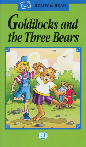 Cover Goldilocks and the Three Bears 978-3-12-534828-8 Englisch