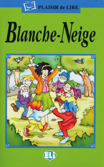 Cover Blanche-Neige 978-3-12-534927-8 Französisch
