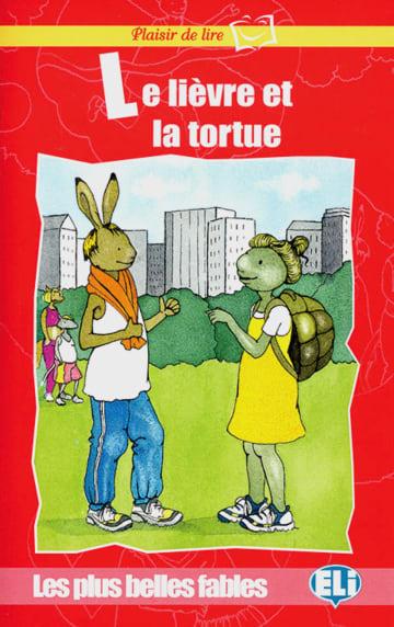 Cover Le lièvre et la tortue 978-3-12-534952-0 Französisch