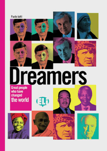 Cover Dreamers 978-3-12-534966-7 Paolo Iotti Englisch