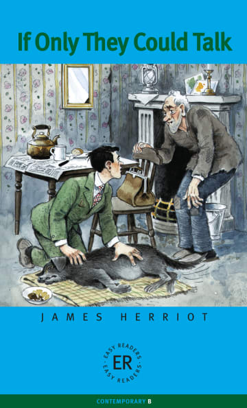 Cover If Only They Could Talk 978-3-12-535291-9 James Herriot Englisch