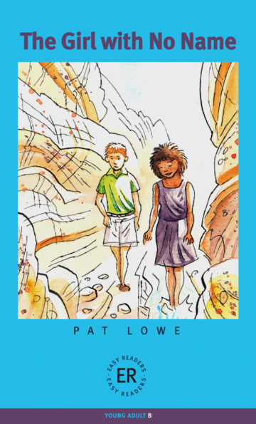 Cover The Girl with No Name 978-3-12-535370-1 Pat Lowe Englisch