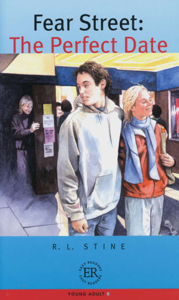 Cover Fear Street: The Perfect Date 978-3-12-535410-4 Robert Lawrence Stine Englisch