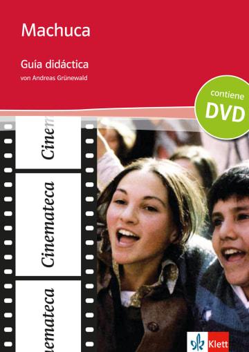 Cover Machuca 978-3-12-535542-2 Andreas Grünewald, Andrés Wood Spanisch