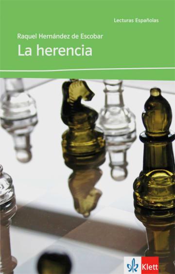Cover La Herencia 978-3-12-535653-5 Raquel Hernández de Escobar Spanisch