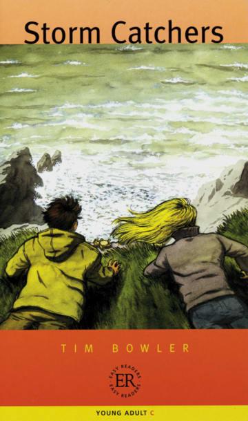 Cover Storm Catchers 978-3-12-536105-8 Tim Bowler Englisch