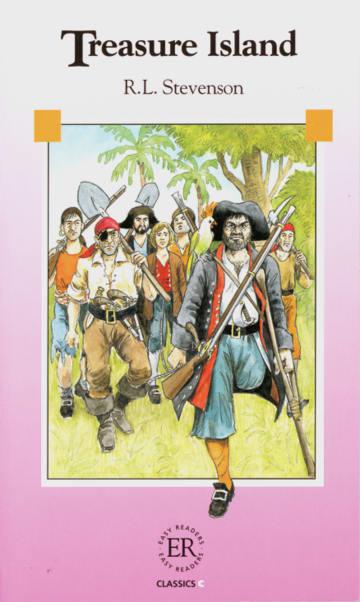 Cover Treasure Island 978-3-12-536241-3 Robert Louis Stevenson Englisch
