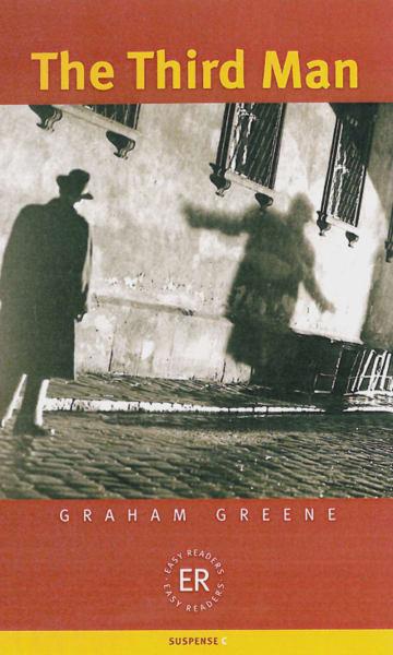 Cover The Third Man 978-3-12-536251-2 Graham Greene Englisch