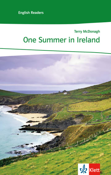 Cover One Summer in Ireland 978-3-12-540017-7 Terry McDonagh Englisch