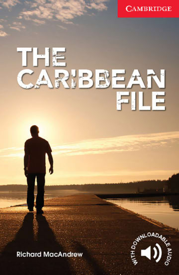 Cover The Caribbean File 978-3-12-540168-6 Richard MacAndrew Englisch