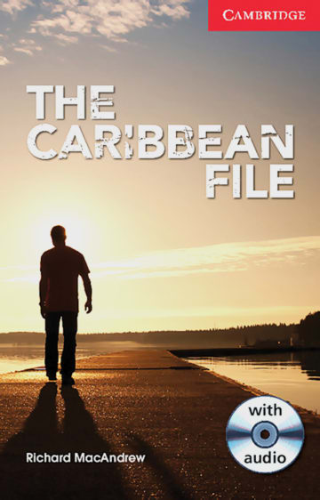 Cover The Caribbean File 978-3-12-540169-3 Richard MacAndrew Englisch