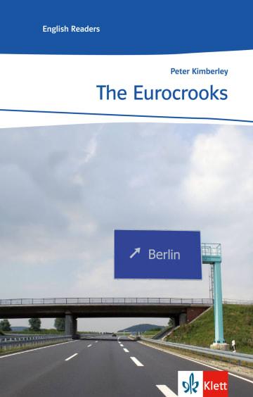 Cover The Eurocrooks 978-3-12-542171-4 Peter Kimberley Englisch