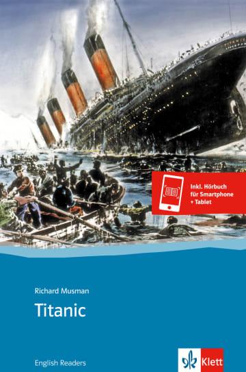 Cover Titanic 978-3-12-542401-2 Richard Musman Englisch