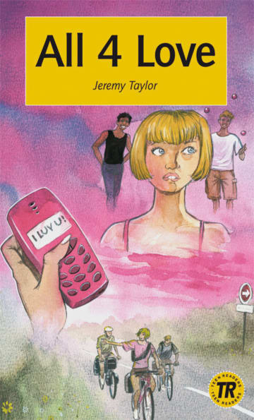 Cover All 4 Love 978-3-12-544149-1 Jeremy Taylor Englisch