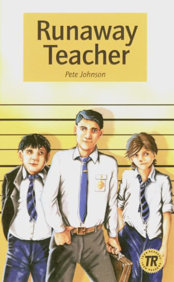 Cover The Runaway Teacher 978-3-12-544153-8 Pete Johnson Englisch