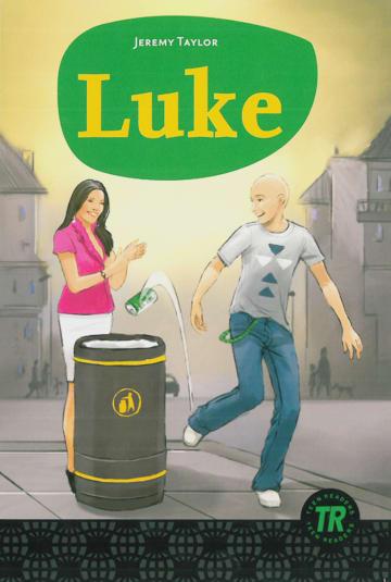 Cover Luke 978-3-12-544211-5 Jeremy Taylor Englisch