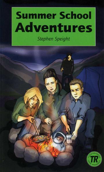 Cover Summer School Adventures 978-3-12-544239-9 Stephen Speight Englisch