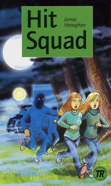 Cover Hit Squad 978-3-12-544242-9 James Heneghan Englisch