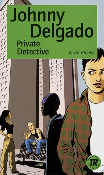 Cover Johnny Delgado, Private Detective 978-3-12-544243-6 Kevin Brooks Englisch