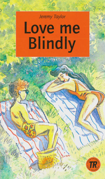Cover Love me blindly 978-3-12-544341-9 Jeremy Taylor Englisch