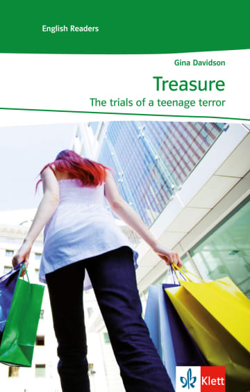 Cover Treasure - The trials of a teenage terror 978-3-12-545441-5 Gina Davidson Englisch