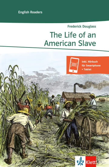 Cover The Life of an American Slave 978-3-12-546122-2 Englisch