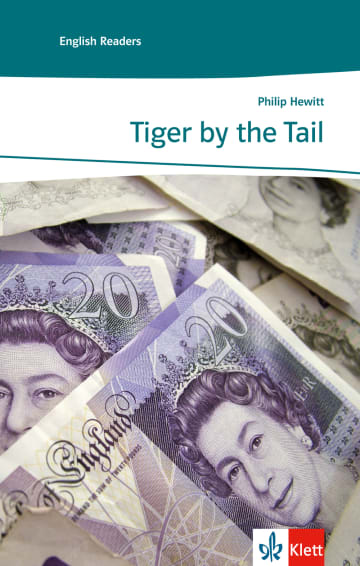 Cover Tiger by the Tail 978-3-12-548261-6 Englisch