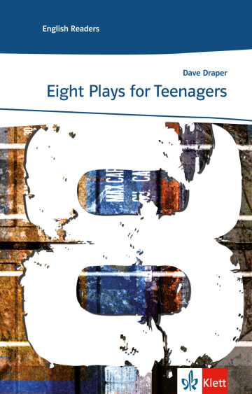 Cover Eight plays for teenagers 978-3-12-549651-4 Dave Draper Englisch