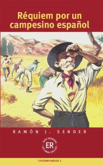 Cover Réquiem por un campesino español 978-3-12-561810-7 Ramón José Sender Spanisch