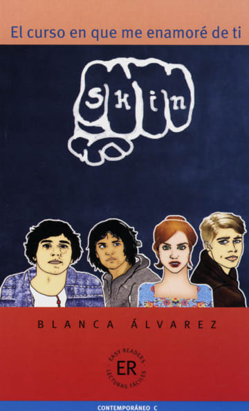 Cover El curso en que me enamoré de ti 978-3-12-561844-2 Blanca Álvarez Spanisch