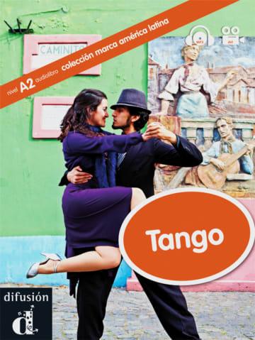 Cover Tango 978-3-12-561881-7 Pablo M. Migliozzi Spanisch