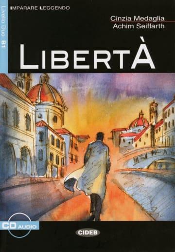 Cover Libertà 978-3-12-565013-8 Cinzia Medaglia, Achim Seiffarth Italienisch