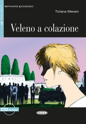 Cover Veleno a colazione 978-3-12-565018-3 Tiziana Merani Italienisch