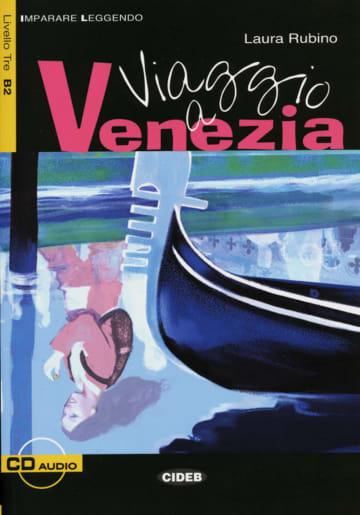 Cover Viaggio a Venezia 978-3-12-565022-0 Laura Rubino Italienisch