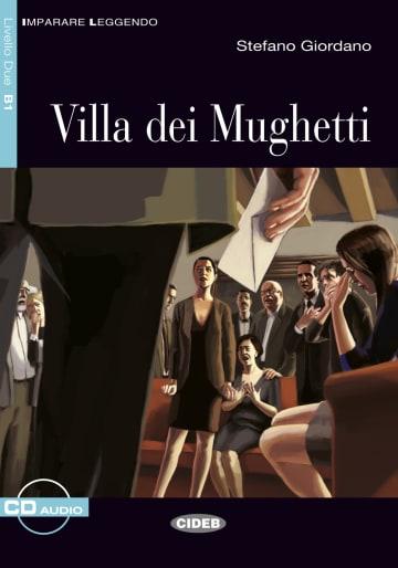 Cover Villa dei Mughetti 978-3-12-565024-4 Stefano Giordano Italienisch