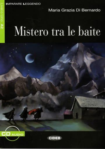 Cover Mistero tra le baite 978-3-12-565028-2 Maria Grazia Di Bernardo Italienisch