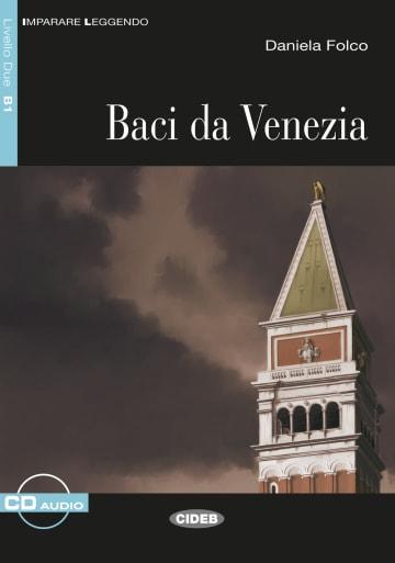 Cover Baci da Venezia 978-3-12-565029-9 Daniela Folco Italienisch