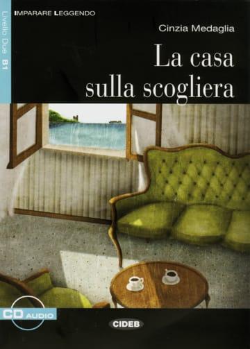 Cover La casa sulla scogliera 978-3-12-565030-5 Cinzia Medaglia Italienisch