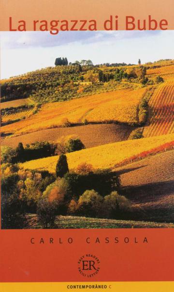 Cover La ragazza di Bube 978-3-12-565820-2 Carlo Cassola Italienisch
