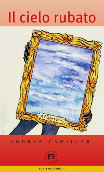 Cover Il cielo rubato 978-3-12-565865-3 Andrea Camilleri Italienisch